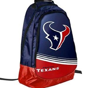 Texans Screenprint Backpack